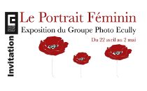 Exposition GPE au Centre Culturel d'Ecully