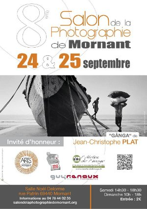 8ème Salon de la photographie de Mornant.