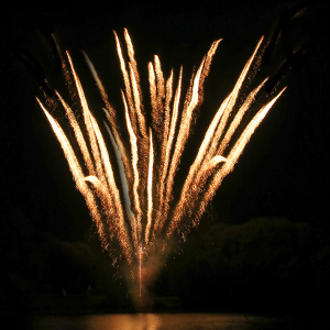 Photographier les feux d'artifice.
